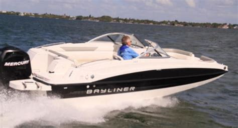 bayliner 190 deck boat top speed bayliner 190 db 2014 2014 reviews performance compare