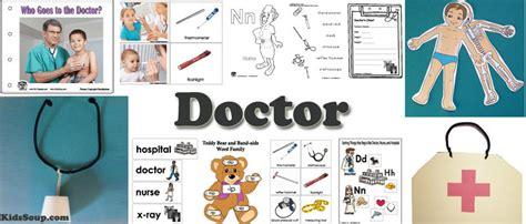 doctor preschool activities lessons and kidssoup 128   doctor hospital activities preschool