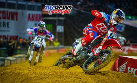 AMA Supercross 2018 Round Two | Houston Gallery A