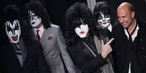 Kiss Crashes Milan Fashion Week At John Varvatos Show