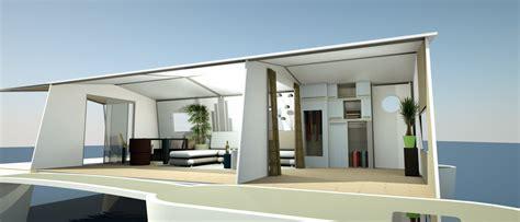 chambre en 3d création en design d espace décoration intérieur bateau