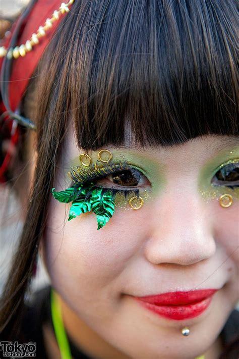 harajuku makeup images  pinterest artistic       costume makeup