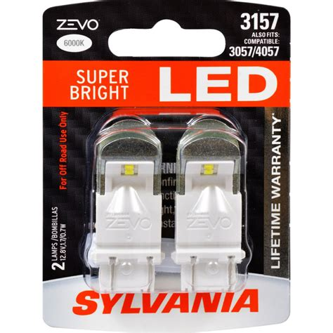 bright led lasting performance and value sylvania