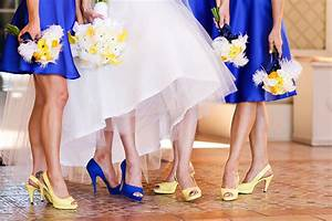 Blue Wedding Color Combination Ideas | Dream Weddings ...