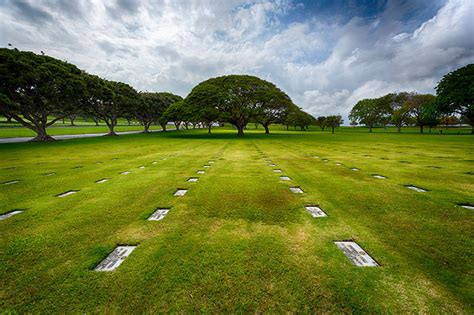 National Memorial Cemetery of the Pacific, Oahu | Hawaii.com