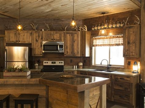 barn door style kitchen cabinets rustic barn wood kitchen cabinets distressed country 7598