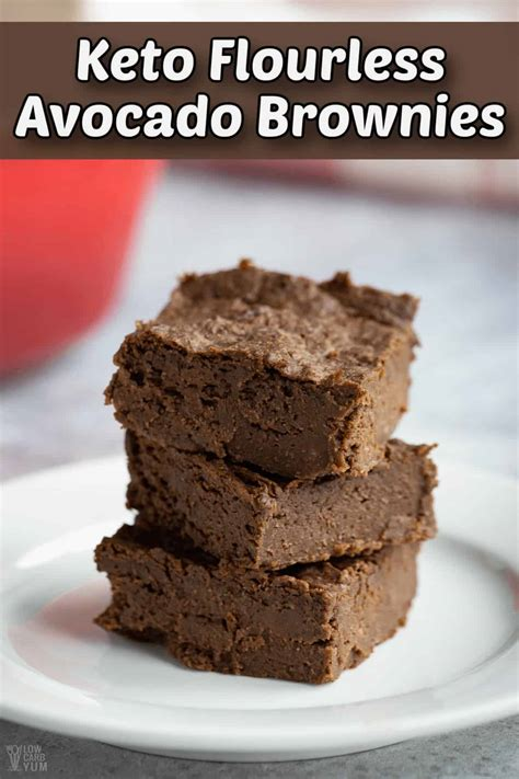 Likewise, around 55 percent of all foods we analyzed have a lower saturated fat/calories percentage. Flourless Keto Avocado Brownies Recipe | Low Carb Yum