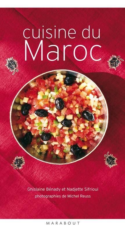 marabout cuisine du monde livre cuisine du maroc ghislaine danan bénady ghislaine