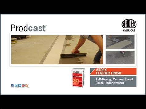ardex feather finish floor leveler floor accessories architecture and design