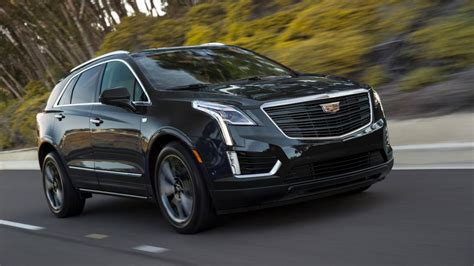 2019 Cadillac Suv Xt5 by 2019 Cadillac Xt5 Sport Edition Gives Luxe Suv Darker