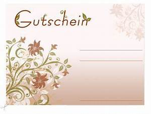 Gutschein Muster Geburtstag : gutschein ~ Markanthonyermac.com Haus und Dekorationen