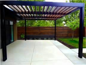 Aluminum Pergola Design Ideas
