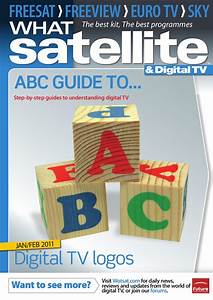 Abc Guide To Digital Tv Logos By What Satellite  U0026 Digital