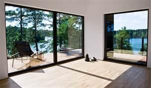 Maison En Kit Pas Cher 30 000 Euro : maison en bois moderne nexthouse vue sur m6 capital bach 39 s deco ~ Dode.kayakingforconservation.com Idées de Décoration