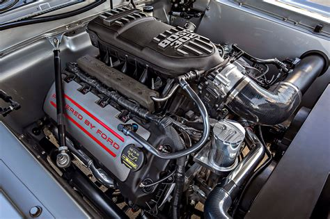 1969 Ford 302 Engine by Jeff Schwartz Blends Classic And Modern In This 1969