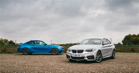 Bmw M240i Vs M2 by 6 Key Differences Between The Bmw M2 And M240i