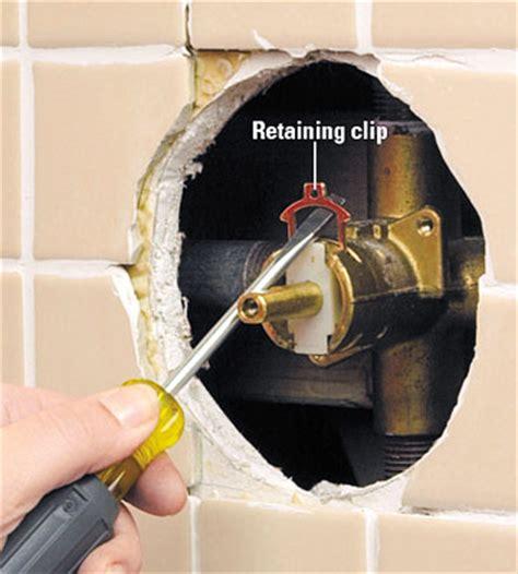 remove moen kitchen faucet clip cartridge