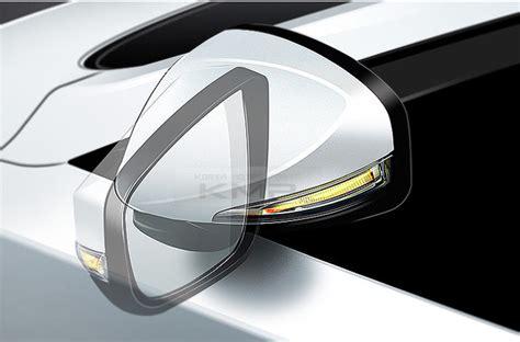 Side Mirror Auto Lock Folding Relay System Sh-1 For Kia