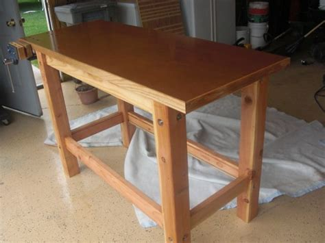 garage workbench plans 6 free workbench plans diy woodworking plans