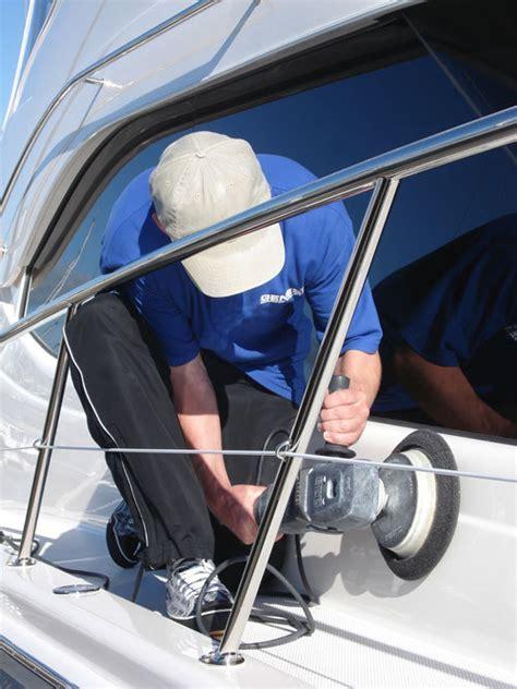 Fiberglass Boat Cleaning Tauranga boat detailing Bay of Plenty