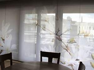 Panneau Japonais Design : panneau japonais imprim by collection maison design arielle d ~ Melissatoandfro.com Idées de Décoration