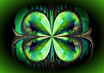 Shamrock Desktop Backgrounds Irish Celtic Abstract Wallpapers