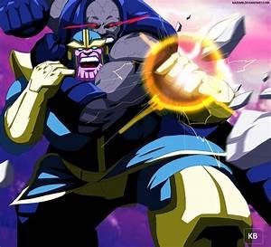 Thanos Vs Darkseid by Kazemb on DeviantArt