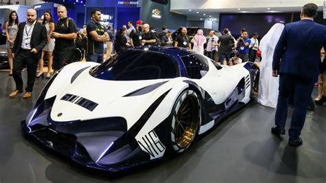 devel sixteen prototype 300mph devel sixteen hypercar unveiled cnn
