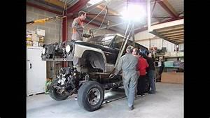 D U00e9montage Caisse Nissan Patrol Gr Long Y60