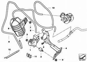 Original Parts For E65 730d M57n Sedan    Engine   Vacum