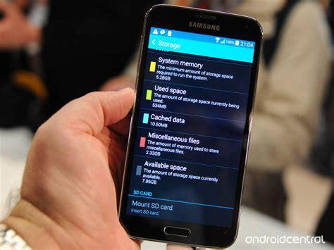 Memoria Interna Samsung S5 Samsung Galaxy S5 La Memoria Interna Tiene 8 Gb