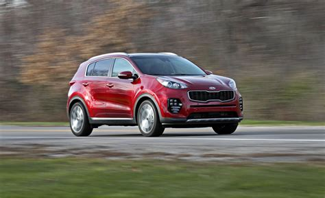 2018 Kia Sportage Get Revised Trim Levels And New Pricing