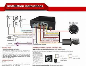 Mazda Keyless Engine Start Diagram