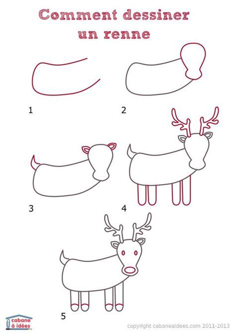 les 25 meilleures id 233 es concernant renne dessin sur dessin de renne dessin renne et