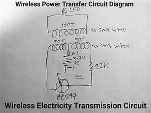 Simplest Wirelessly Electricity Transmission System U0026 39 S