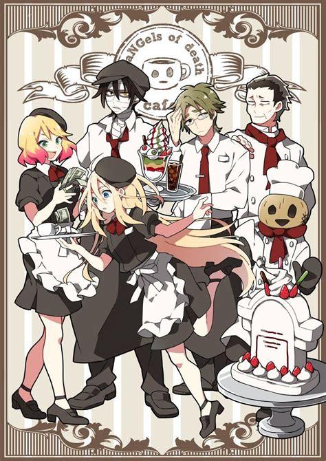 Angel Of Death Anime Date Best 25 Angel Of Death Ideas On Pinterest Dark Angel