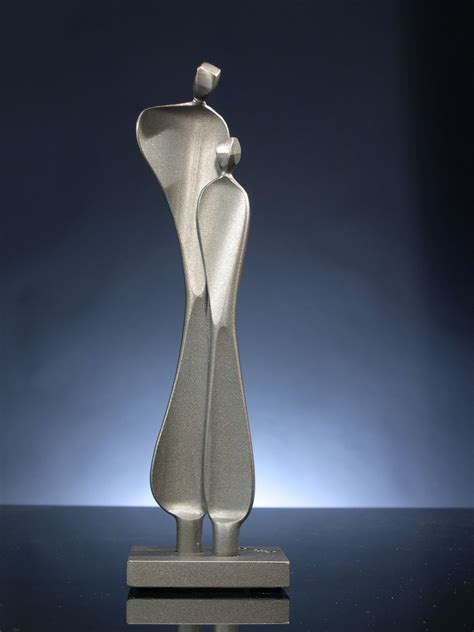 Mentor by Boris Kramer (Metal Sculpture) | Artful Home