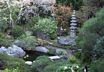 Garden Japanese Carter Hannah Planned Regents Ucla