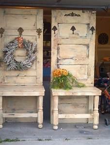 Alte Tür Deko : 1001 ideen f r alte t ren dekorieren deko zum erstaunen ~ Markanthonyermac.com Haus und Dekorationen