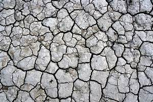 A cracked dry ground texture | Stock Photo | Colourbox