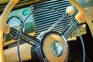 1940 Buick Eight Roadmaster Steering Wheel