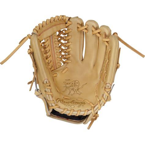 rawlings heart   hide baseball glove  pro