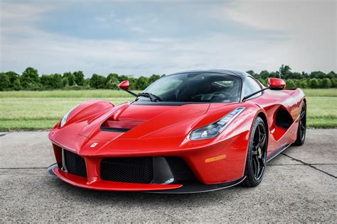 the fastest italian sports cars ever made car list