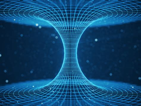 wormholes real