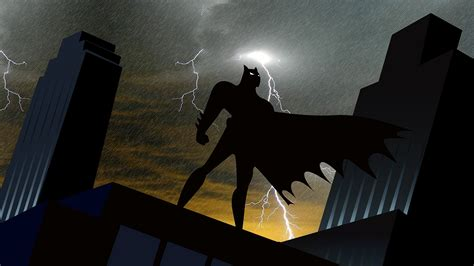 X Animated Series Wallpaper - batman the animated series wallpapers 1920x1080 hd