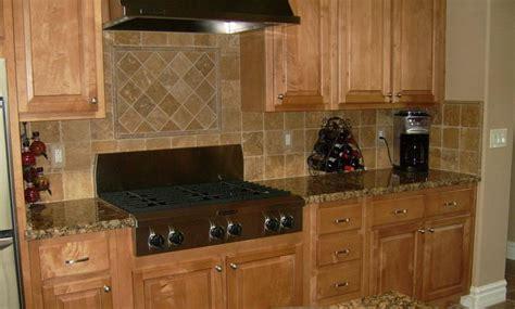 how to tile a backsplash in the kitchen tumbled backsplash photos 9837