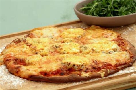 cuisine italienne recettes recettes pizza fromage par l 39 atelier des chefs