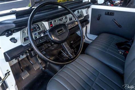Classic 1986 Toyota Fj45 Truck For Sale Miami Fl