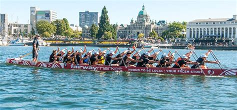 Dragon Boat Festival August 2018 by The 2018 Victoria Dragon Boat Festival Starts Today At