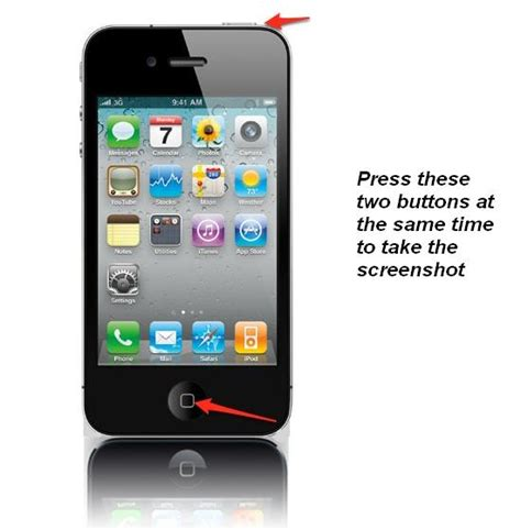 how to take on iphone how to take a screen on iphone 4s